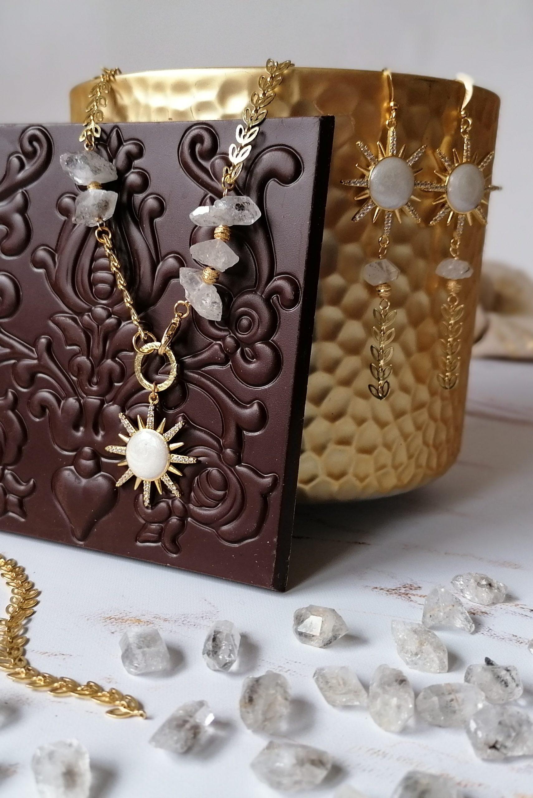 feminibox herkimer gyémántos szett